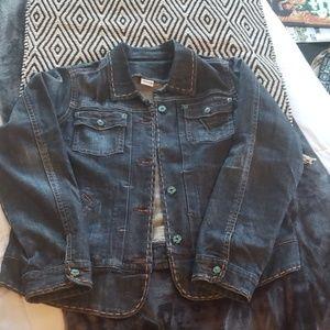Venezia denim jacket